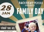 Family Day with Backbeat Tours
