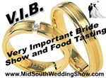 V.I.B. (Very Important Bride) Show and Food Tasting