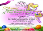 9th Annual Easter Basket Drive and Free Dance Camp