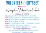 Memphis Volunteer Week: Read to Me at St. Jude