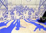 Brooks Outside: Tape Art