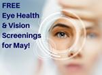 Eye Health & Vision Screenings