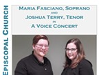 Around-the-World Tour of Song with Maria Fasciano and Joshua Terry