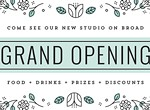 Paper & Clay + Question the Answer Studio Grand Opening