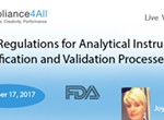 Analytical Instrument Qualification and Validation Processes
