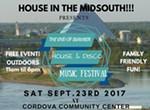House / Disco Music Dance Festival - Cordova
