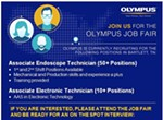 Job Fair: Olympus Corporation
