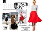 Brunch and Sew Circle Skirt Workshop