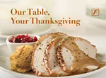 Thanksgiving at Fleming's Prime Steakhouse & Wine Bar
