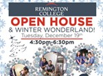 Remington College Memphis Campus Winter Wonderland