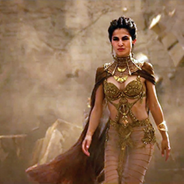Gods Of Egypt Film Features Memphis News And Events