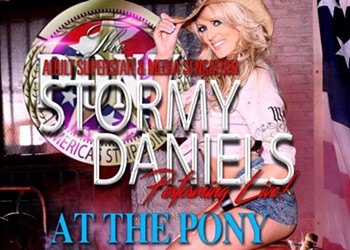 Stormy Daniels Brings 'Horny' Tour to Memphis