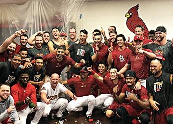 Go Redbirds! Boo, Grizzlies!
