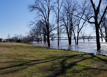 Mississippi River Rising, But Officials Say Not to Worry