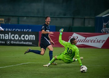 Super Collier to the Rescue as 901 FC Routs Hartford