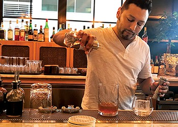 You Have Arrived: Cocktails, Coffee, and Carbs at Arrive Hotel