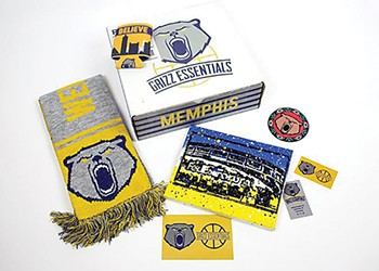 Monthly Subscription Box Caters to Grizzlies Fans