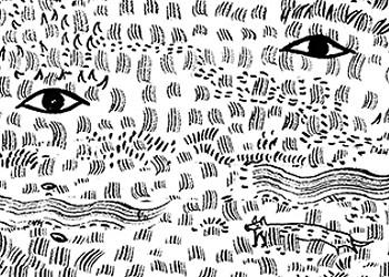 """""""Walking Eyes"""" at Crosstown Arts"""