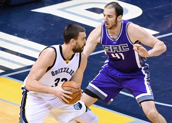 Grizzlies 107, Kings 91: Game Notes