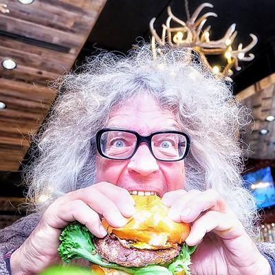 King Kookamonga burger, Madonna Circle, Mama Manousakis