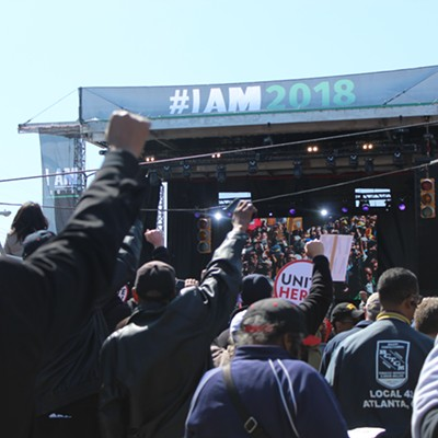 'I Am A Man' Rally, March