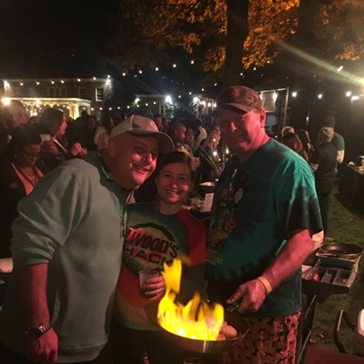 Art on Fire, Beerfest and more!