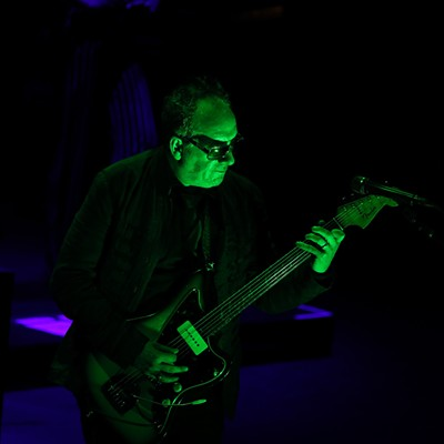 Elvis Costello & the Imposters at the Orpheum