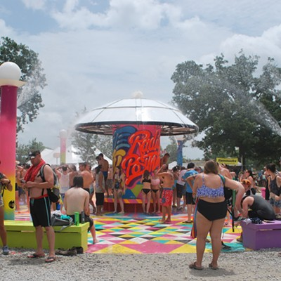 Bonnaroo 2015 Slideshow