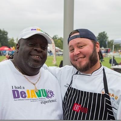 On the Scene at the Best Memphis Burger Fest