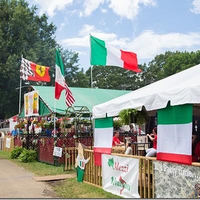 2016 Memphis Italian Festival