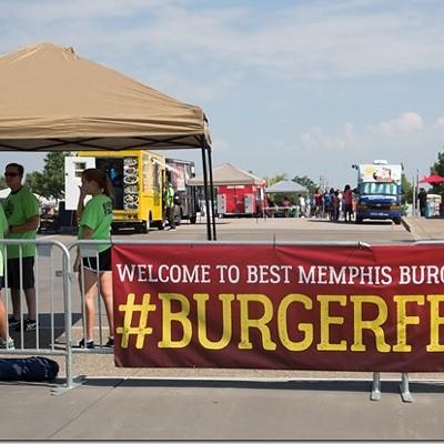 Best Memphis Burger Fest 2016