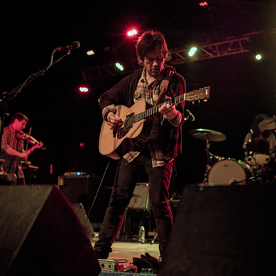 Slideshow: On Saturday, Conor Oberst Returned to Memphis After a Decade