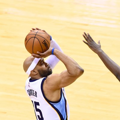 Grizzlies vs. Mavericks, 4/12/17