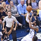 The Grizzlies were eliminated from the playoffs by the San Antonio Spurs, 103-96, after a great first-round series.<br>