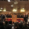 U.S. Legislators Stop in Memphis on Civil Rights Pilgrimage