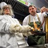 Cuisine, wine, retiring pianist, reborn building, Mr. Lenti turns 100, CBHS is cookin'!