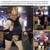 Memphis Teachers Dress As Pro Wrestlers