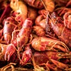 A taste of New Orleans from Regina's and New Orleans Seafood.