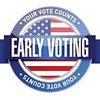 Reminder: Early Voting Continuing Through Thursday, November 1