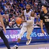 Tigers 77, UCF 57