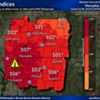 Report: Much Hotter Days Ahead for Memphis If No Action on Climate Change