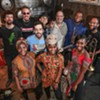 Obruni Dance Band Celebrates That Memphis Beet & Community Table Garden