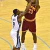 Next Day Notes: Cavaliers 106, Grizzlies 76