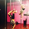 Bartlett Pole Fitness Studio Offers Classes for Men