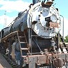 Memphis Gives Steam Engine to Collierville