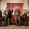 Steep Canyon Rangers At The Levitt Shell