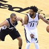 Game 4: Grizzlies 110, Spurs 108: One For The Ages
