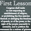 Defining and Defending the First Amendment