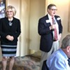 Gubernatorial Candidate Diane Black Meets, Greets Republicans in Memphis