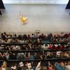 """Turnout"" debut offers informal ballet performances"